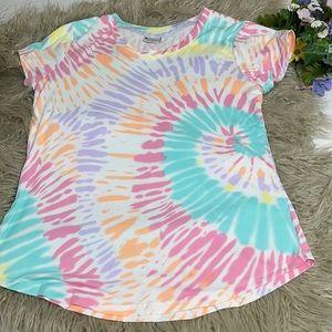 Poof juniorTie Dye T-Shirt